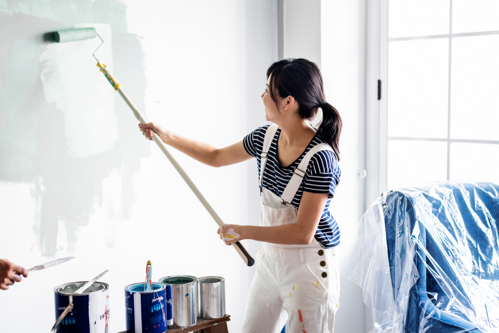 Enhance Your Home With a Custom Paint Job